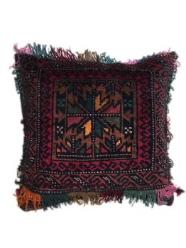 Handmade Afghan Belouch Cushion